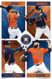 Houston Astros - Team 17 Posters