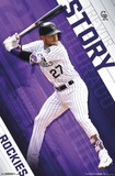 Colorado Rockies - T Story 17 Posters