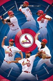 St. Louis Cardinals - Team 17 Posters
