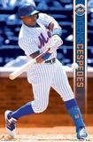 New York Mets - Y Cespedes 17 Posters
