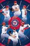 Washington Nationals - Team 17 Poster