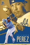 Kansas City Royals - S Perez 17 Prints