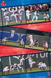 Boston Red Sox - Outfielders 17 Prints