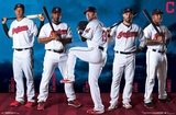 Cleveland Indians - Team 17 Posters