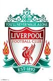 Liverpool - Logo 17 Poster