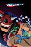 Mega Man - Battle Posters