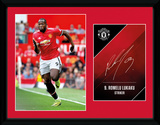 Manchester United - Lukaku 17-18 Samletrykk