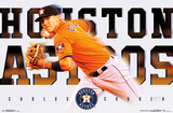Houston Astros - C Correa 17 Posters
