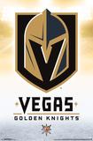 Vegas Golden Knights - Logo 17 Posters
