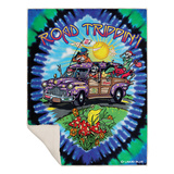 Road Trippin' Blanket Fleece Blanket