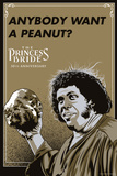 The Princess Bride - Anybody Want A Peanut (Fezzik) Prints