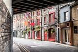 One Beautiful Street in Dublin, Ireland Photographic Print by  massimofusaro