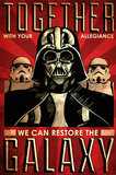 Join Me To Restore The Galaxy Prints