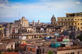Shot of Old Havana City, Cuba Photographic Print by Andrey Armyagov