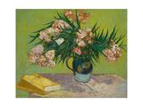 Oleanders Posters por Vincent van Gogh