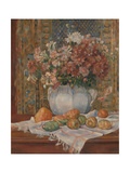 Still Life with Flowers and Prickly Pears Pôsters por Auguste Renoir