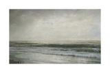 New Jersey Beach Poster by William Trost Richards