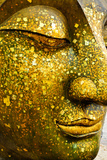 The Face of Buddha Photographic Print by Wasu Watcharadachaphong
