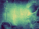 Mystery and Alchemy Background. Retro Stale. Photographic Print by  Triff