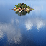 Small Island in the Swedish Archipelago Photographic Print by TP Gronlund