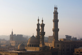 The Minarets of Cairo, Egypt Photographic Print by  sunsinger