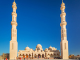 Beautiful Architecture of Mosque in Hurghada, Egypt Photographic Print by Patryk Kosmider