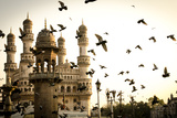 View of Charminar, Hyderabad. India. Photographic Print by  saisnaps
