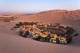 Atacama Desert, Oasis of Huacachina, Peru Photographic Print by  sunsinger