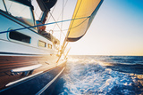 Sailing to the Sunrise Photographic Print by  EpicStockMedia