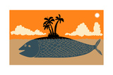 Island Fish Photographic Print by  Complot