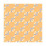 Abstract Geometric Pattern. Vector Illustration. Photographic Print by  artsandra