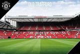 Man Utd Old Trafford 2017-2018 Kunstdrucke