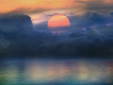 Surreal Sunset Photographic Print by  maodoltee