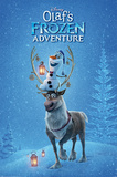 Olaf'S Frozen Adventure (One Sheet) Posters