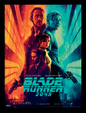 Blade Runner 2049 - Fire & Ice Collector Print