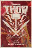 Thor: Ragnarok - Thor Posters
