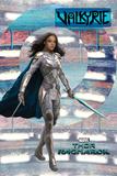 Thor: Ragnarok - Valkyrie Affiche