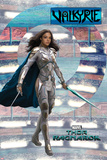 Thor: Ragnarok - Valkyrie Plakat