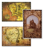 Lord of the Rings Map bundle Value Set