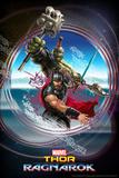 Thor: Ragnarok - Thor, Hulk Láminas
