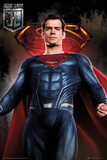 Justice League - Superman Poster