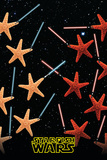 Starfish Wars (Star Wars en versión animal) Láminas