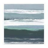 Teal Sea II Stampe di Rob Delamater