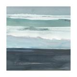 Teal Sea I Stampe di Rob Delamater