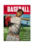 Sporting News Magazine, 1952 - Stan Musial - Batting Champion Fotografía