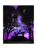 Forest Nymph Posters por Julie Fain