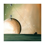 A Solar System Arte por Cindy Thornton