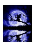 Bella Luna Posters por Julie Fain