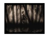 Enchanted Glimpse Pôsters por Julie Fain