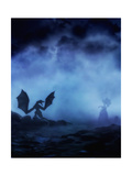 Dragon Myst Pôsteres por Julie Fain